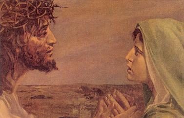 Yesus Dalam Perjalanan Menuju Kalvari