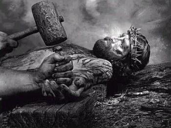 Yesus Dipaku Pada Salib